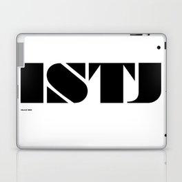 Type Type for ISTJ Laptop & iPad Skin