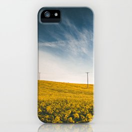 Open Space iPhone Case