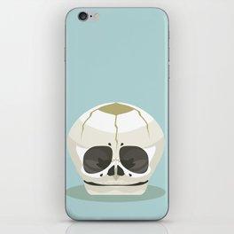 Baby Skull iPhone Skin