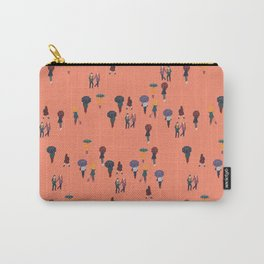 Rainy day blues Carry-All Pouch