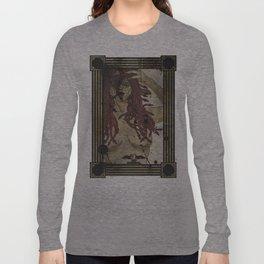 Medusa print Long Sleeve T-shirt