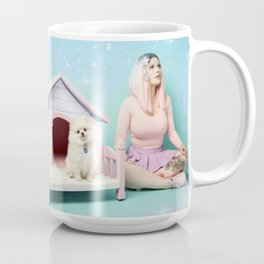 Toshi Dreams Coffee Mug