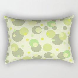 green tea Rectangular Pillow