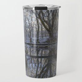 Reflections in the Stream Travel Mug