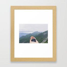 norwegian goods Framed Art Print
