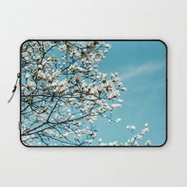 flower photography by Jerry Wang Laptop Sleeve