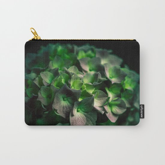Fiore Verde Carry-All Pouch