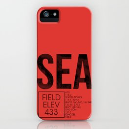 SEA II iPhone Case
