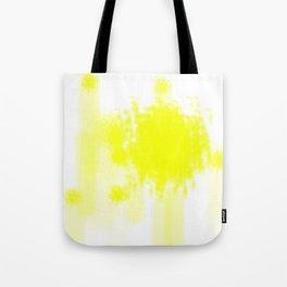 I feel yellow Tote Bag