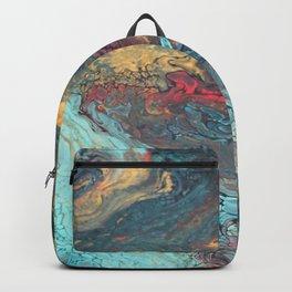 Mermaid Muse and Misty Memories Backpack