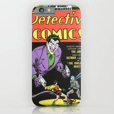 Comic Detective 69 iPhone 6 Slim Case
