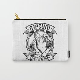 Live The Search Rip Curl Carry-All Pouch