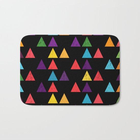 Lovely geometric Pattern XIII Bath Mat