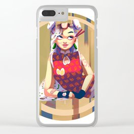 Ramen for Lunch Clear iPhone Case