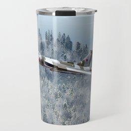 A Vulcan Christmas Travel Mug