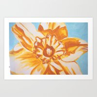 Strong but Delicate Art Print