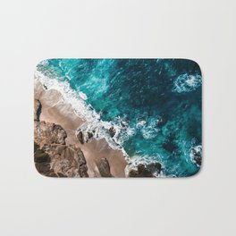 Rocky Beach Bath Mat