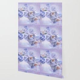 Weiße Orchideen Wallpaper