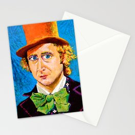 Wonka Stationery Cards