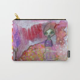 """""""Rosie"""" Carry-All Pouch"""