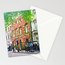 Annabel's London with Green Tree Stationery Cards