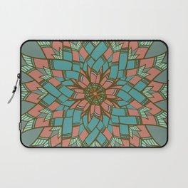 Geometric Feather Weave Laptop Sleeve