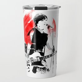 Japanese Artist Travel Mug