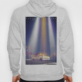 Close encounters of the third kind vintage poster Hoody