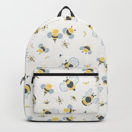 Sweet Bumblebees of Summer Backpack