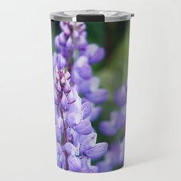 Wild lupine Travel Mug