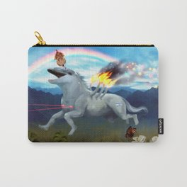 Transcendental Carry-All Pouch