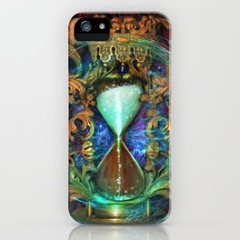 Hourglass iPhone Case
