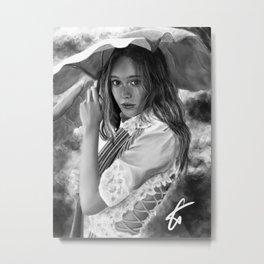 Alycia Debnam-carey Metal Print