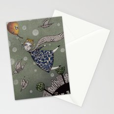 You can fly, Mary! Stationery Cards