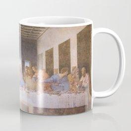 The Last Supper mural  - Leanoardo  Da Vinci - Italy Coffee Mug