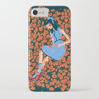 dorothy iPhone & iPod Cases featuring Dorothy by Shaina Anderson