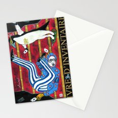 Players II Stationery Cards
