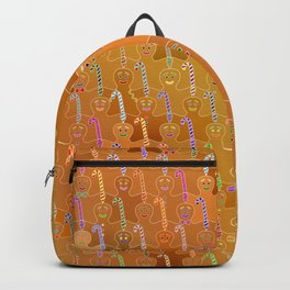 Happy Gingerbreads Backpack