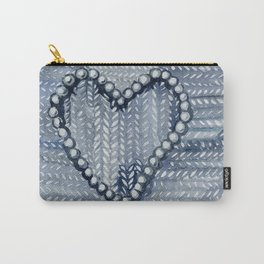 warm heart Carry-All Pouch
