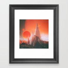 TINKY POIN (08-15-15)  Framed Art Print