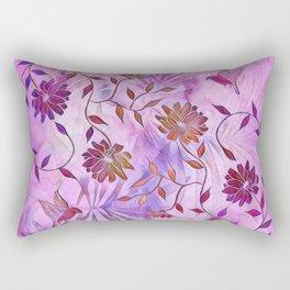 Fly Little Birdies Fly Rectangular Pillow