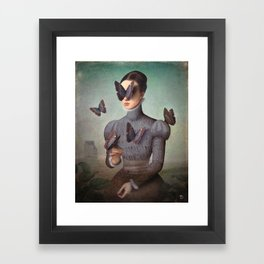 There is Love in You Framed Art Print
