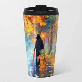 The Last Battle with the darkside iPhone 4 5 6 7, pillow case, mugs and tshirt Travel Mug