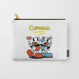 cuphead hero drink Carry-All Pouch