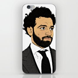Mohamed Salah of Egypt & Liverpool iPhone Skin