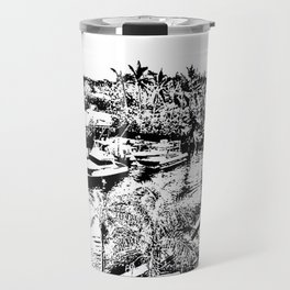 Sketched 5 Travel Mug