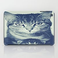 mom iPad Cases featuring Mom by arnedayan