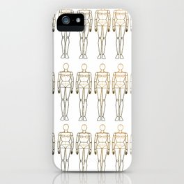Female Doll Mannequins 2 iPhone Case