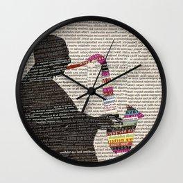 JAZZ-2 Wall Clock