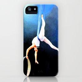 Ballerina Marianne iPhone Case